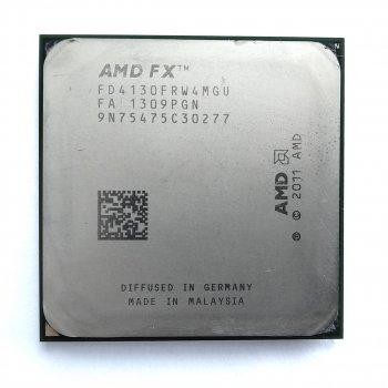 Процесор AMD FX-4130 3.8 GHz sAM3+ Tray 125w (FD4130FRW4MGU) Zambezi Б/У