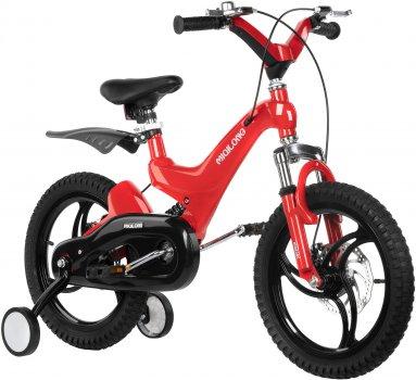 """Дитячий велосипед Miqilong JZB Червоний 16"""" (MQL-JZB16-Red) (680576161383)"""