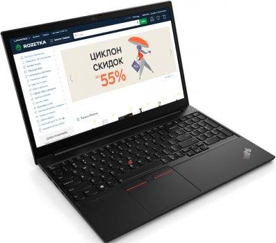 Ноутбук Lenovo ThinkPad E15 Gen 2 (20TD003MRT) Black