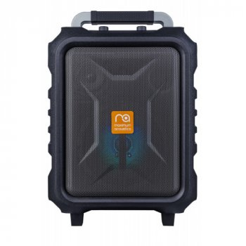 Акустична система автономна Maximum Acoustics MobiCUBE.60, Bluetooth, TWS, FM, радіомікрофон