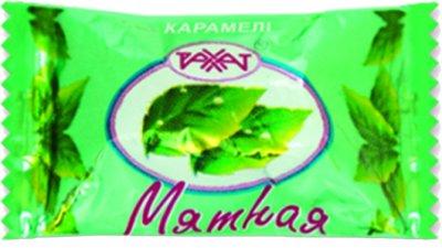 Карамель Рахат Мятная 1 кг (4870082005340)