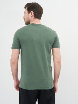Футболка Calvin Klein Jeans Institutional Chest Logo Ss Tee J30J315245-LDT Duck Green