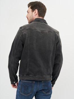 Джинсова куртка Calvin Klein Jeans Foundation Jacket J30J317247-1BY Denim Black