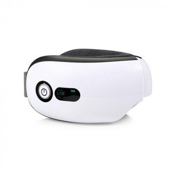 Массажер для глаз Smart Massager OLOEY со звукотерапией белый