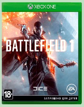 Игра Battlefield 1 Русская Версия Microsoft Xbox One Б/У