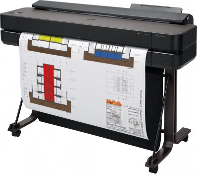 "HP DesignJet T650 36"" with Wi-Fi (5HB10A)"