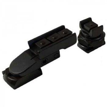 Кріплення для прицілу GFM Rem 700/Sauer100/101/Mauser M18/Haenel Jaeger 10 ZM/VM BH17 (120-14012)