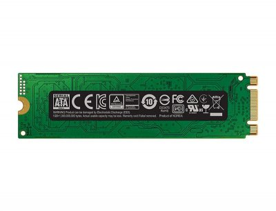 Накопитель SSD 250GB Samsung 860 EVO M.2 2280 SATAIII MLC (MZ-N6E250BW)