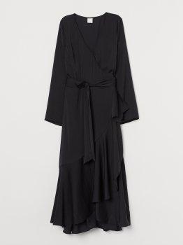 Плаття H&M 0807329-0 Чорне