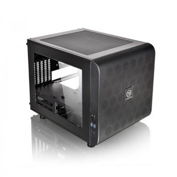Корпус Thermaltake Core V21 Black без БЖ (CA-1D5-00S1WN-00)