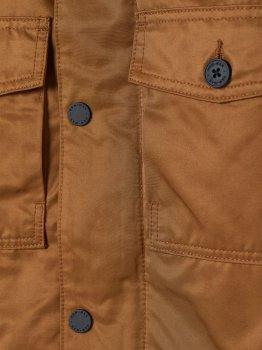 Куртка H&M 1603-8151140 Коричневая