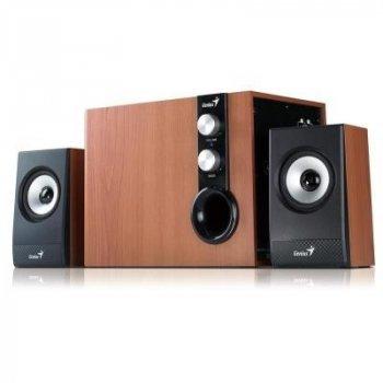Акустична система Genius SP-HF1250B II Wood (31730012400)