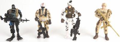 Игровой набор Chap Mei Солдаты Squad Patrol (545003) (4893808450032)