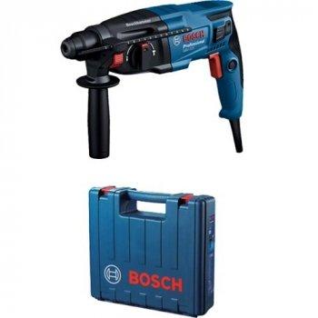 Перфоратор Bosch GBH 220 SDS plus 720Вт 22мм 2,0Дж