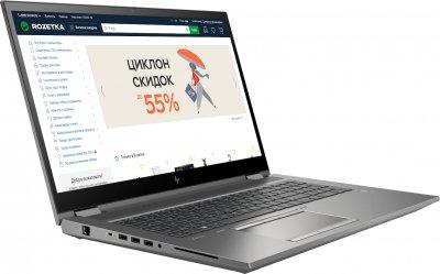 Ноутбук HP ZBook Fury 17 G7 (9UY34AV_10) Silver