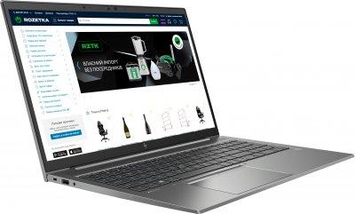 Ноутбук HP ZBook Firefly 15 G8 (1G3U7AV_V13) Silver