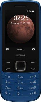 Мобільний телефон Nokia 225 4G Dual Sim Blue (16QENL01A01)