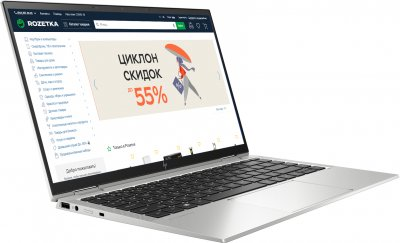 Ноутбук HP EliteBook x360 1040 G8 (1H9W6AV_V1) Silver