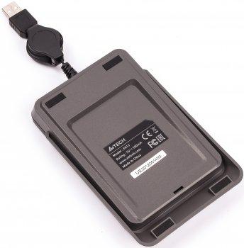 Клавіатура дротова A4Tech FK13 USB Grey (4711421952965)