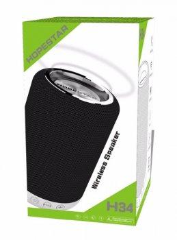 Bluetooth-колонка HOPESTAR-H34, StrongPower, c функцией speakerphone, радио, Power Bank