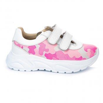 Кросівки Theo Leo RN1209 Біло-рожеві