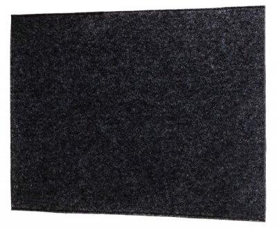 Шкіряний чохол Gmakin для New Macbook Air 13 (2018-2020) чорний (GM09-13New) Black