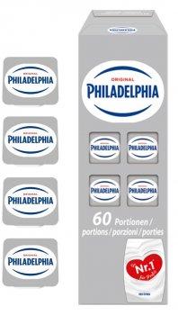 Сир Philadelphia міні порційна, 1кг (60х16,67г)