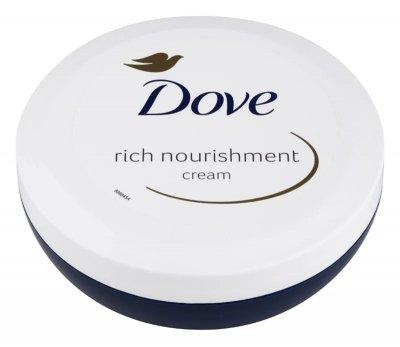 Dove Rich Nourishment поживний крем для тіла зі зволожуючим ефектом, 150 мл