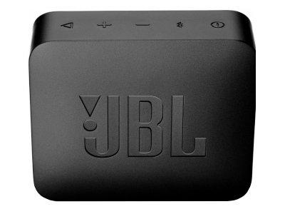 Акустична система JBL GO 2 Black (GO2BLK)