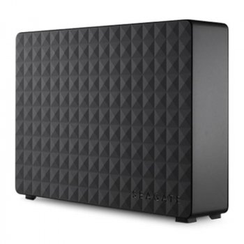 """Накопитель внешний HDD 3.5"""" USB 8.0TB Seagate Expansion Black (STEB8000402)"""