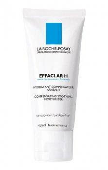 La Roche-Posay Effaclar H заспокоюючий та зволожуючий крем для проблемної шкіри (H 40 мл)