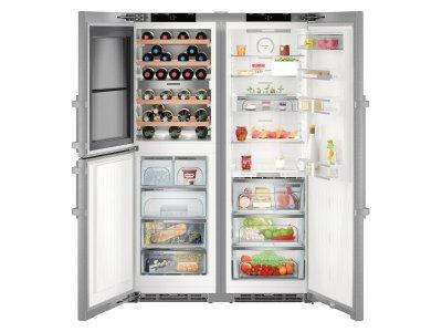 Холодильник Liebherr SBSes 8496