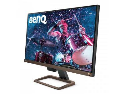 Монітор BenQ EW3280U Metallic Brown/Black (9H.LJ2LA.TBE)