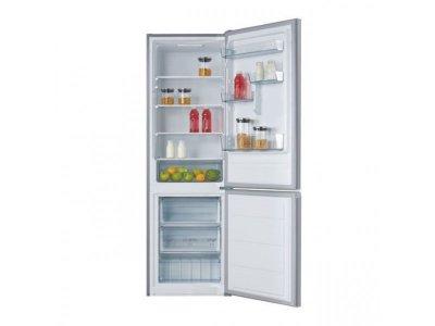 Холодильник з морозильною камерою Candy CMDCS6182X09