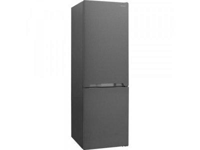 Холодильник з морозильною камерою Sharp SJ-BB10IMXL1-UA
