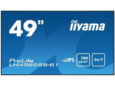 РК-панель Iiyama ProLite LH4982SB-B1
