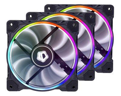 Кулер ID-Cooling ZF-12025-RGB TRIO (ZF-12025-RGB TRIO)