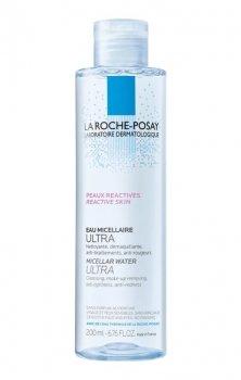 La Roche-Posay Physiologique Ultra Міцелярна вода для дуже сухої шкіри (200 мл)