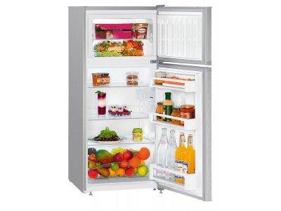 Холодильник с морозильной камерой Liebherr CTel 2131
