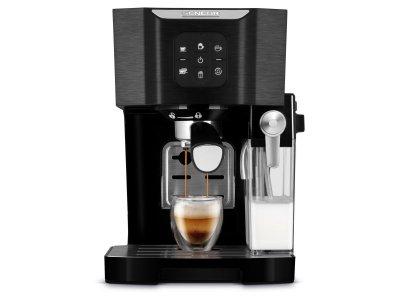Рожковая кофеварка эспрессо Sencor SES 4040BK