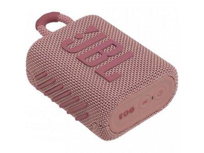 Портативна колонка JBL GO 3 Pink (GO3PINK)