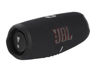 Акустическая система JBL Charge 5 Black (CHARGE5BLK)