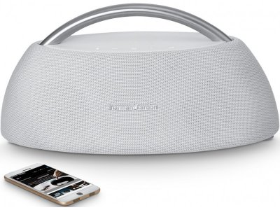 Портативна колонка Harman Kardon Go+Play Mini White (HKGOPLAYMINIWHT)