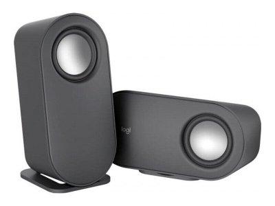 Акустична система Logitech Bluetooth Computer Speakers Z407 Graphite (980-001348)