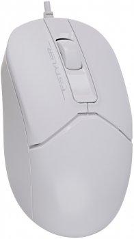 Миша A4tech FM12S USB White (4711421958424)