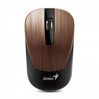 Миша бездротова Genius NX_7015 (31030015403) Brown USB