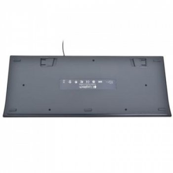 Дротова клавіатура Logitech K280e USB (920_005215)