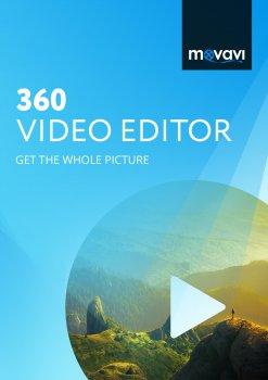 Movavi 360 Відеоредактор Бізнес для 1 ПК (електронна ліцензія) (MovVE360bus)