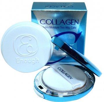 Тональный крем для лица Enough Коллаген Collagen Aqua Air Cushion SPF50+ PA+++ 13 15 г (8809084080012)