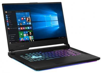 Ноутбук Asus ROG Strix G15 G512LW-ES76 Black Б/У
